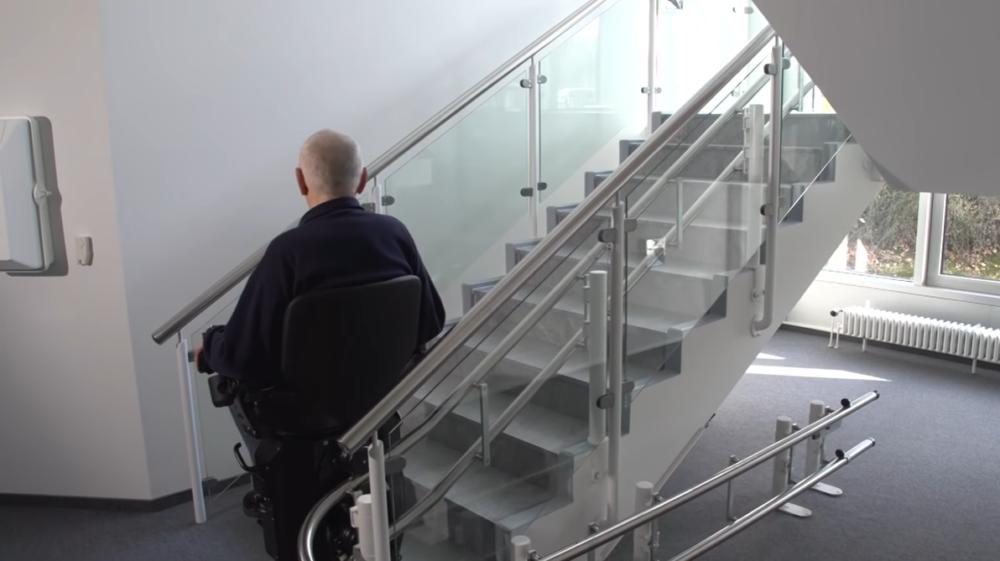 Treppenlifte im Stockwerkseigentum